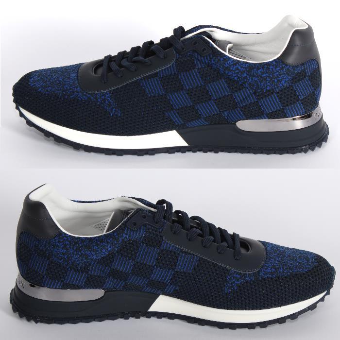 1c63e77a6882 ... CUORE LOUIS VUITTON Louis Vuitton orchid away sneakers blue running
