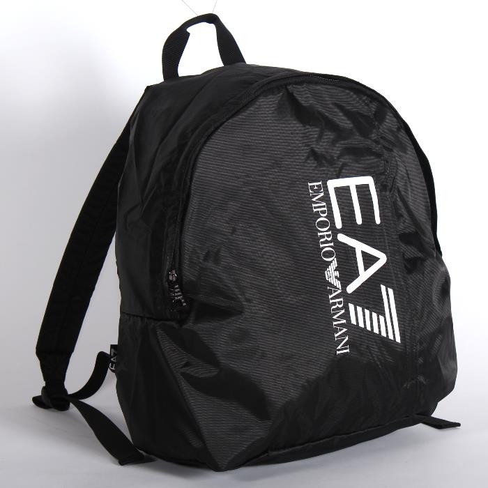 5962d535605f EMPORIO ARMANI EA7 Emporio Armani backpack black 275667 CC733 00020 rucksack  bag marketable goods