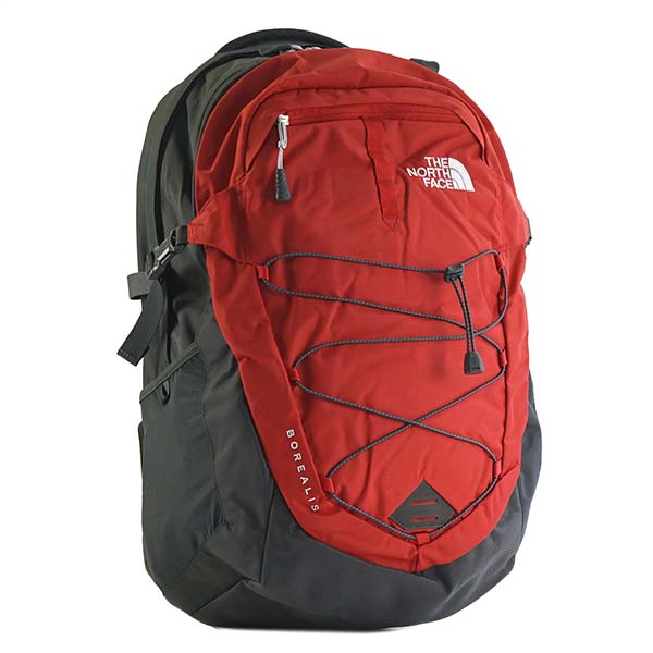 THE NORTH FACE North Face T0CHK4 BOREALIS backpack RED Q2D rucksack