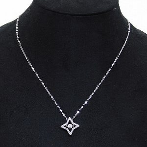 484d98751140f Swarovski SWAROVSKI 5349654 ダンシングクリスタルクリスタルパヴェ star type motif necklace  pendant Sparkling Dance Star