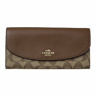 コーチ COACH FACTORY F54022 IME74 財布【c】【新品/未使用/正規品】