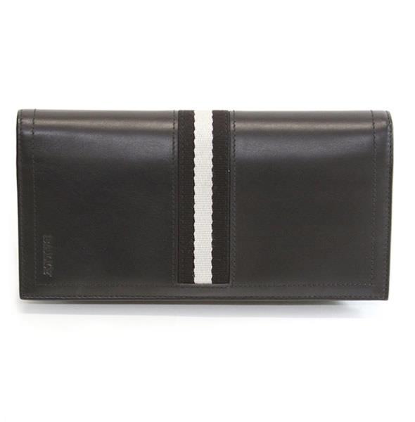 BALLY バリー TALIRO 0002 290 BLACK長財布【r】 【新品・未使用・正規品】