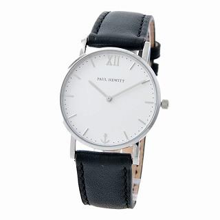 ポールヒューイット PAUL HEWITT PH-SA-S-Sm-W-2S セラーライン ユニセックス 腕時計 Sailor Line 36mm【r】【新品・未使用・正規品】