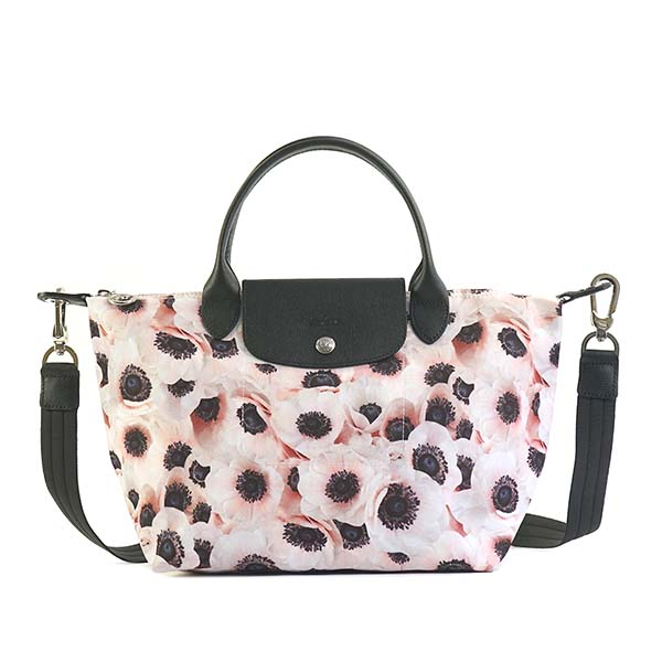 fb63b93bd292 CUORE  Longchamp 1512667B98 LE PLIAGE ANEMONE H LPK handbag ...