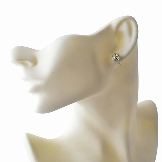 10662e512 Kate spade Kate Spade WBRU0446-922 Clear five type crystal stud bolt  pierced earrings Lady Marmalade Clear Studs