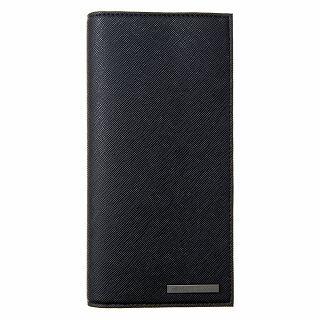 アルマーニジーンズ ARAMANI JEANS 938543 CD991 00020 長財布 BLACKブラック【c】【新品・未使用・正規品】