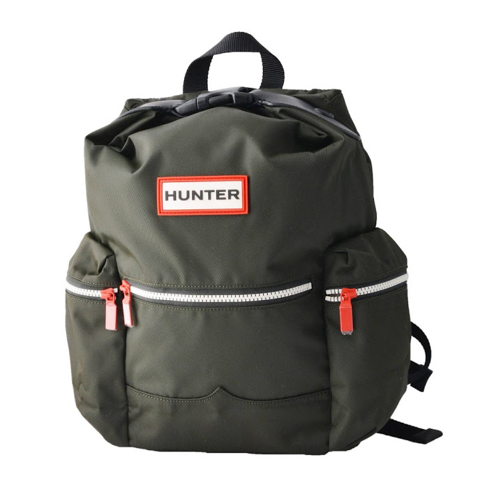 ハンター HUNTER UBB6018ACD-DOV オリジナル トップクリップ ミニ バックパック リュックサック Original Topclip Mini Backpack【r】【新品・未使用・正規品】