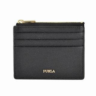 フルラ FURLA 1006889 ONYX PBA2 Q26 バビロン カードケース コインケース BABYLON S CREDIT CARD CASE ZIP【r】【新品・未使用・正規品】