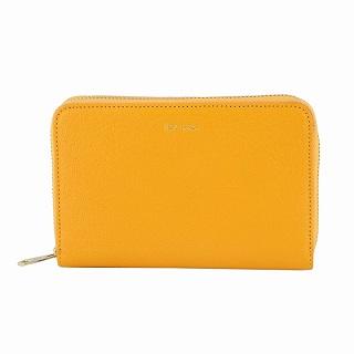 ポールスミス PAUL SMITH W1A 5216 AGOAT 16 ラウンドファスナー二つ折り財布 内外カラーブロック【r】【新品・未使用・正規品】