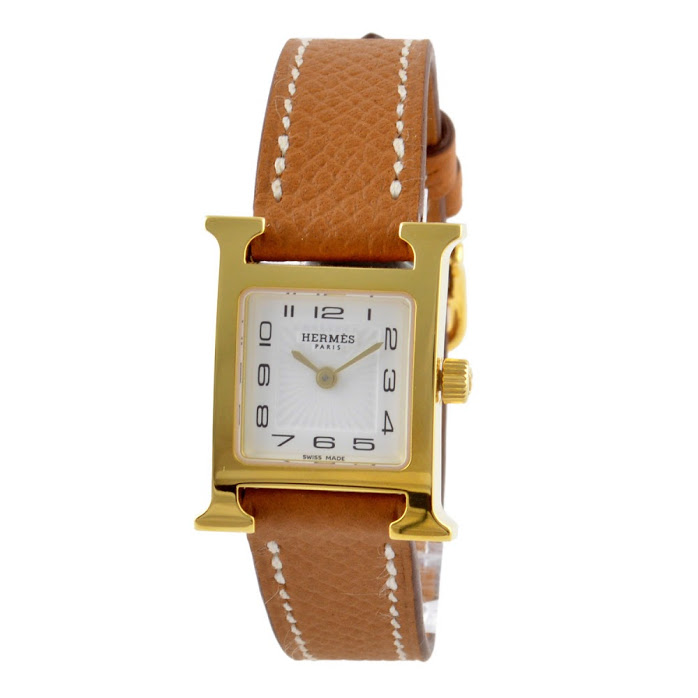 エルメス HERMES HH1.101.131/UU37 Hウォッチ レディース 腕時計【r】【新品・未使用・正規品】