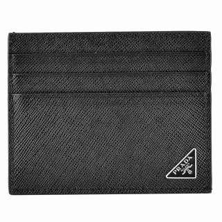 プラダ PRADA 2MC223 QHH F0002 サフィアーノレザー カードケース【r】【新品/未使用/正規品】