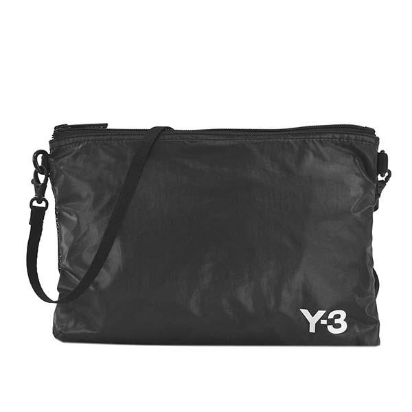 Y-3 FQ6961 ショルダーバッグ ブラック【】【新品/未使用/正規品】