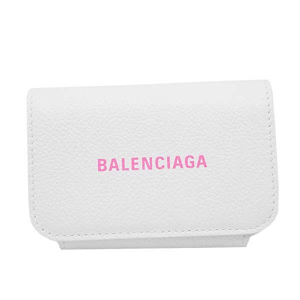 バレンシアガ 594225 1IZF3 カードケース WT 9066名刺入れ【】【新品/未使用/正規品】