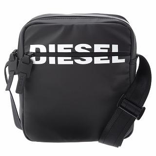 ディーゼル DIESEL X06591 P1705 T8013 ショルダーバッグ ブラック【c】【新品/未使用/正規品】