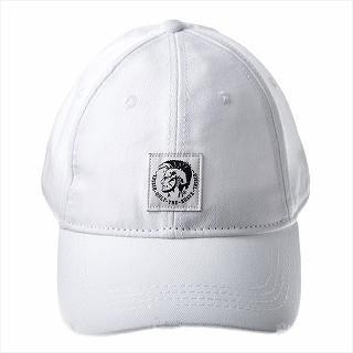 国内即発送 ディーゼル DIESEL 時間指定不可 00SHHZ 0NAUI 100 CAPキャップ 新品 c 正規品 未使用 帽子 ホワイト