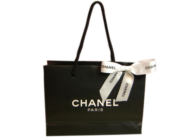 429acd0f94f0 CUORE: CHANEL Chanel paper sack shopper shop bag lapping S/M gift ...