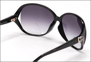 GUCCI 古奇太阳镜 GG3525 KS D28 JJ 2012 亚洲适合模型黑灰色渐变