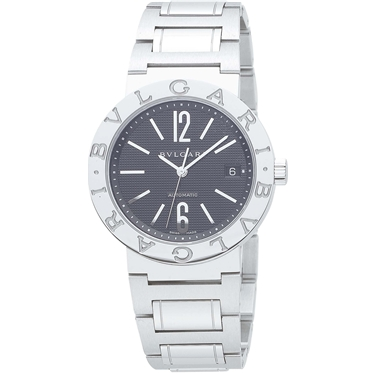 cuore rakuten global market bvlgari watches ブムガリブムガリ bvlgari watches ブムガリブムガリ bb38bssd auto silver stainless steel belt black mens bvlgari fs3gm