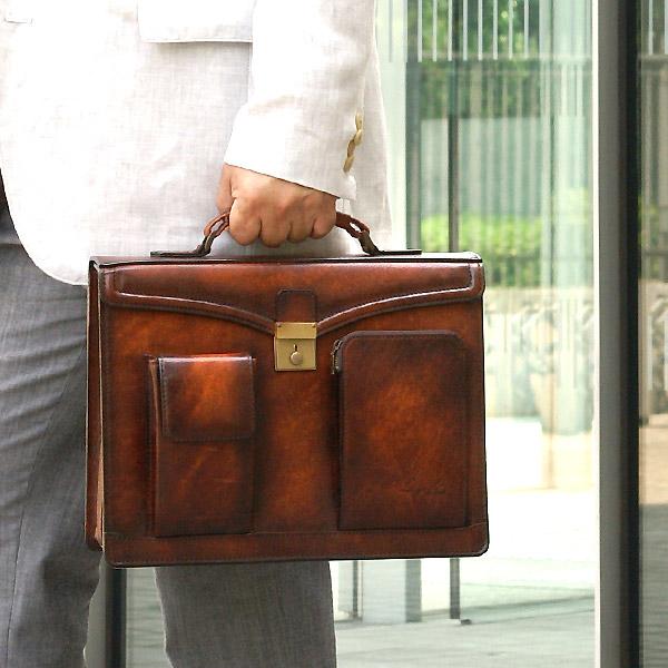 [青木鞄] G-3(ジースリー):A4対応 鍵付 2wayブリーフケース[5222] 【送料無料/代引手数料無料】 Lugard G3 *日本製 キーロック 施錠 牛革 ビジネスバッグ 鞄 メンズ ブラウン* 【ラッキーシール対応】