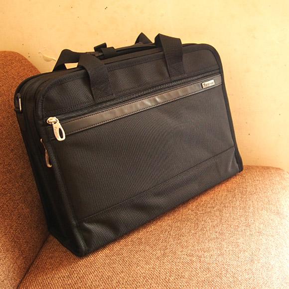[パスファインダー] アベンジャー:A4対応 2wayブリーフケース[1803] 【送料無料】 Pathfinder Avenger 青木鞄 *バリスティックナイロン 2室タイプ 肩掛け ビジネスバッグ 鞄 メンズ ブラック*