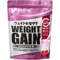 ☆Kentai(ケンタイ) ウェイトゲインアドバンス ストロベリー風味 3kg☆