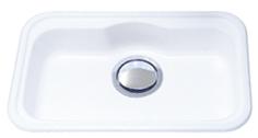 ファッションシンク FS-780WH(ホワイト)