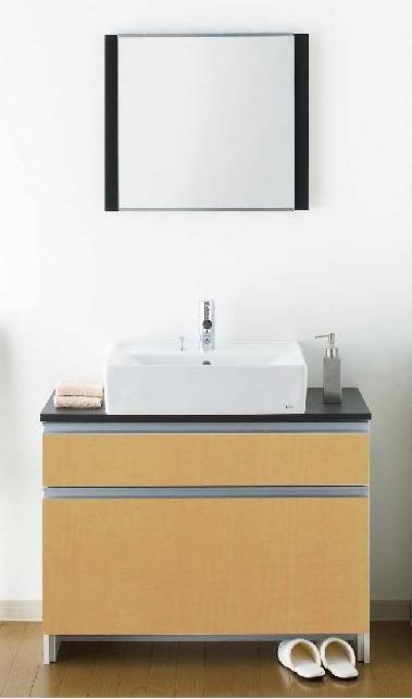 ジャニス工業 洗面化粧台 LU903CSD-20/化粧鏡 LUM602CS 送料無料 【代引き不可】