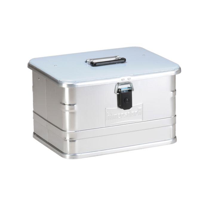 ヒューナースドルフ メタルプロフィボックス 29L【送料無料】hunersdorff Metal PROFI Box アルミボックス