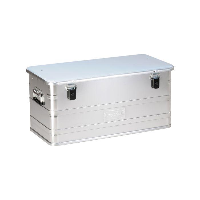 【送料無料】hunersdorff ヒューナースドルフ Metal PROFI Box 91L アルミボックス メタルプロフィボックス