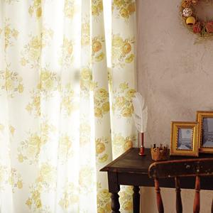 シェードカーテン ローマンシェード 小窓 オーダー ブルーム