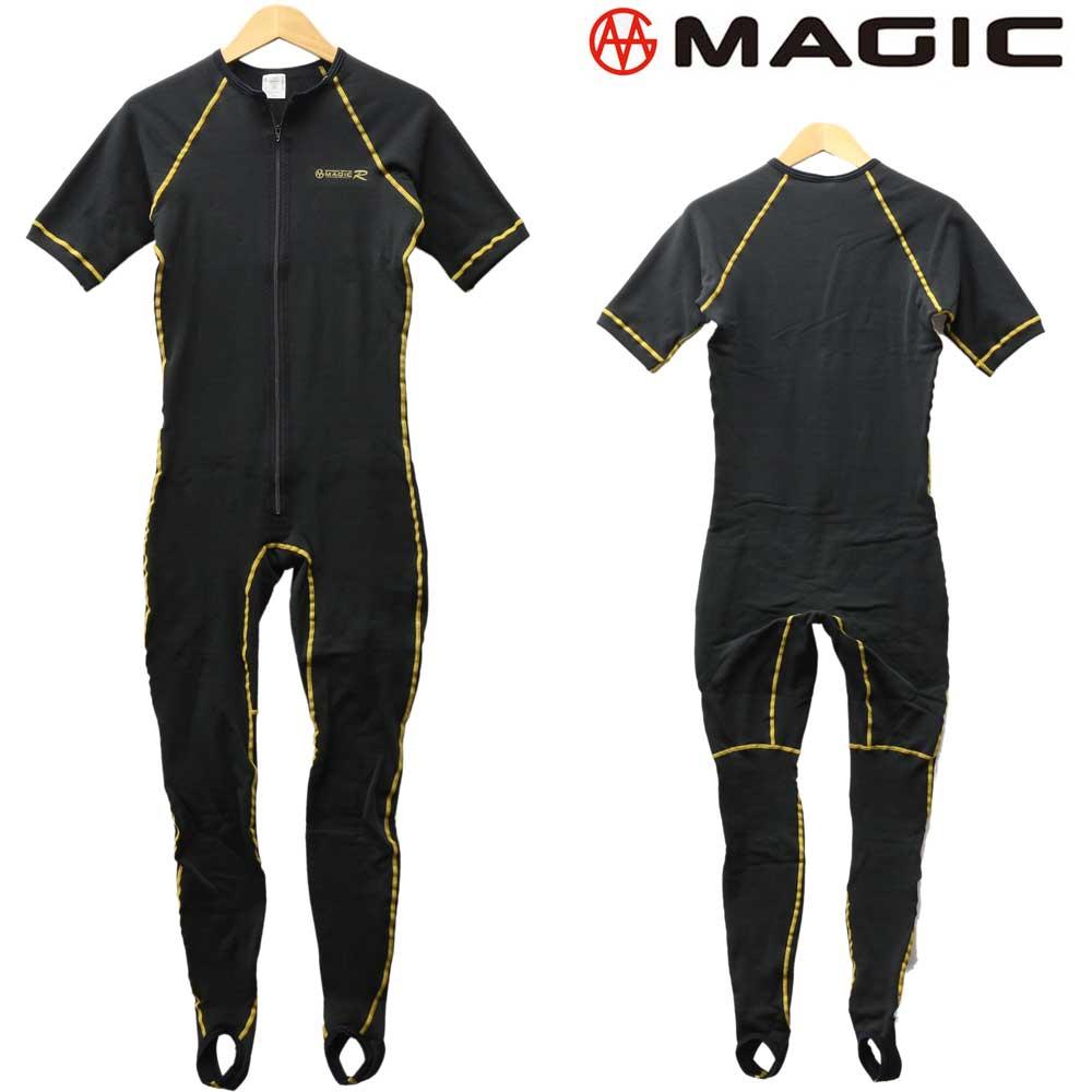 マジック インナー シーガル ショートスリーブ 半袖 Magic T-105b Inner SG 起毛 インナー 防寒
