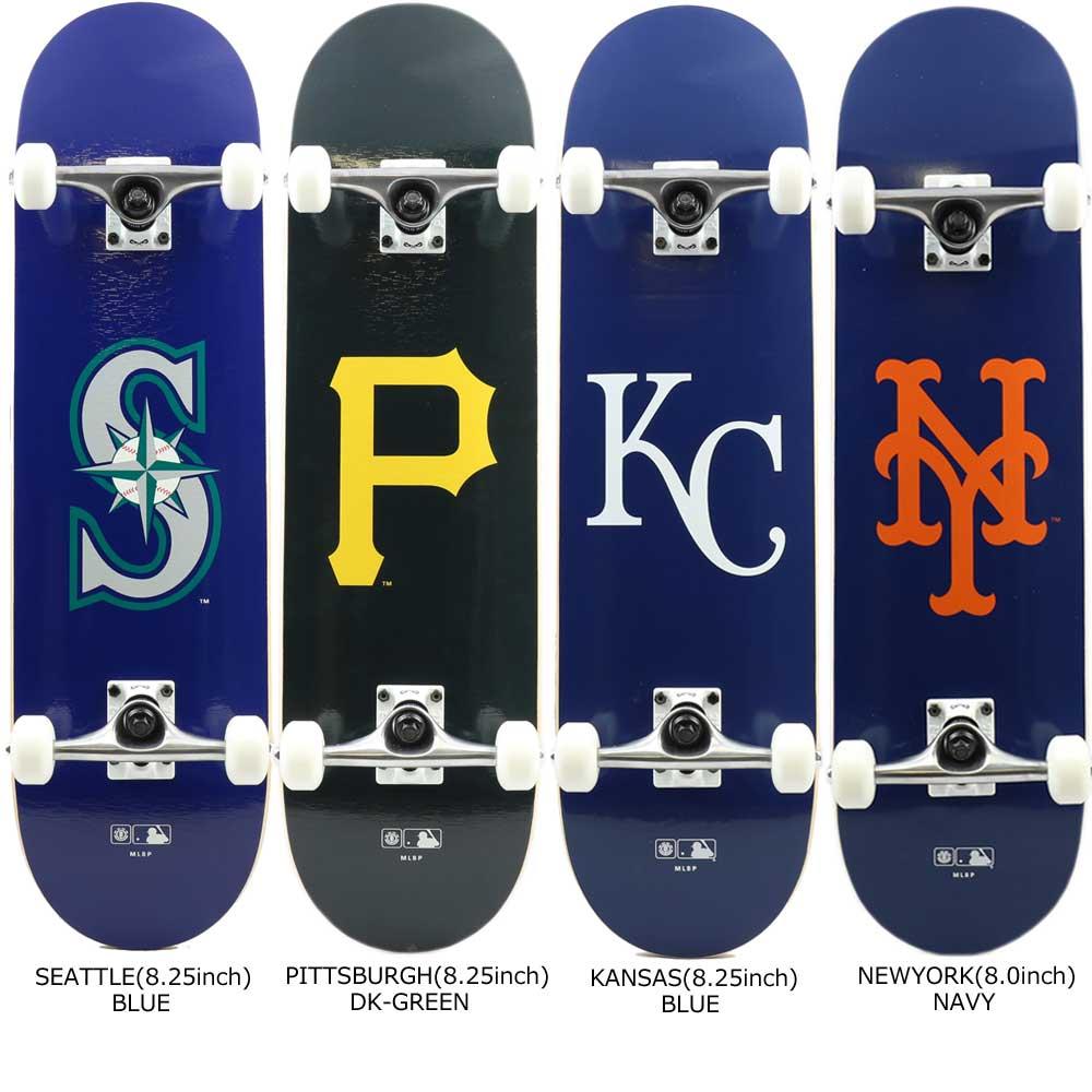 ELEMENT COMPLETE スケボー スケートボード コンプリート エレメント デッキ 初心者 おすすめ セット, 古着、USED専門百貨店BIG2nd b4d2636c