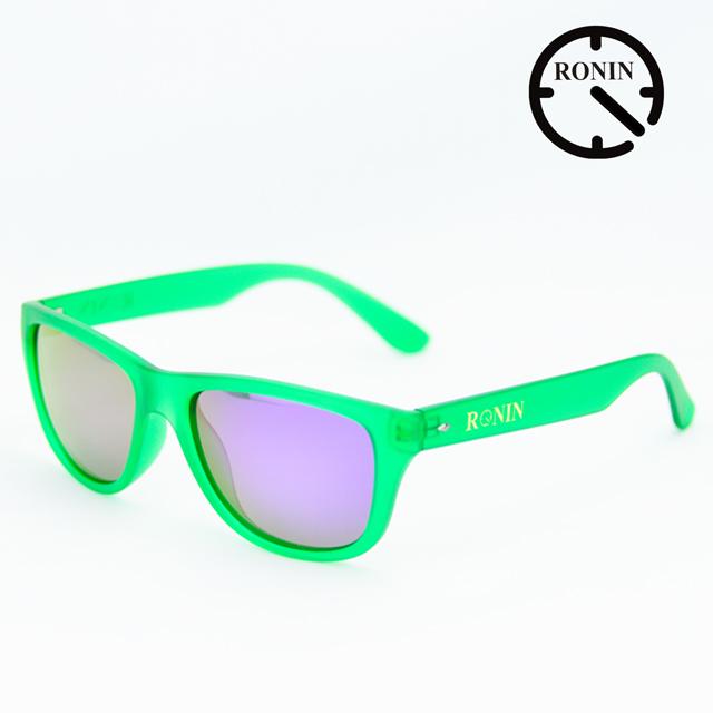 Ronin Eyewear ロニンアイウェアー Candy Green Purple/Miller スケートボード スケボー サーフィン サングラス