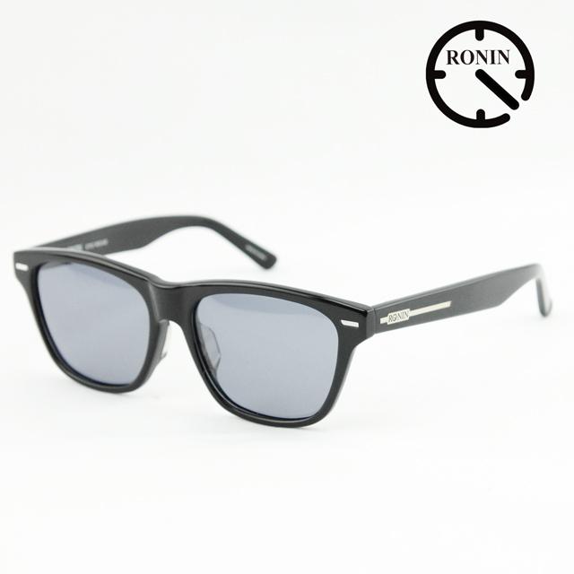 UVカット サングラス Ronin Eyewear ロニンアイウェアー NEW MAX Shine Black / Gray Polarized Lens