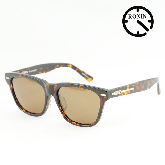 UVカット サングラス Ronin Eyewear ロニンアイウェアー NEW MAX Shine Amber / Brown Polarized Lens