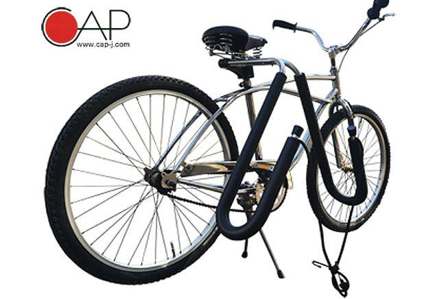 送料無料  EZキャリー イージーキャリー  CAPS  キャップス サーフィン 自転車 サーフボードキャリア ボディボードキャリア
