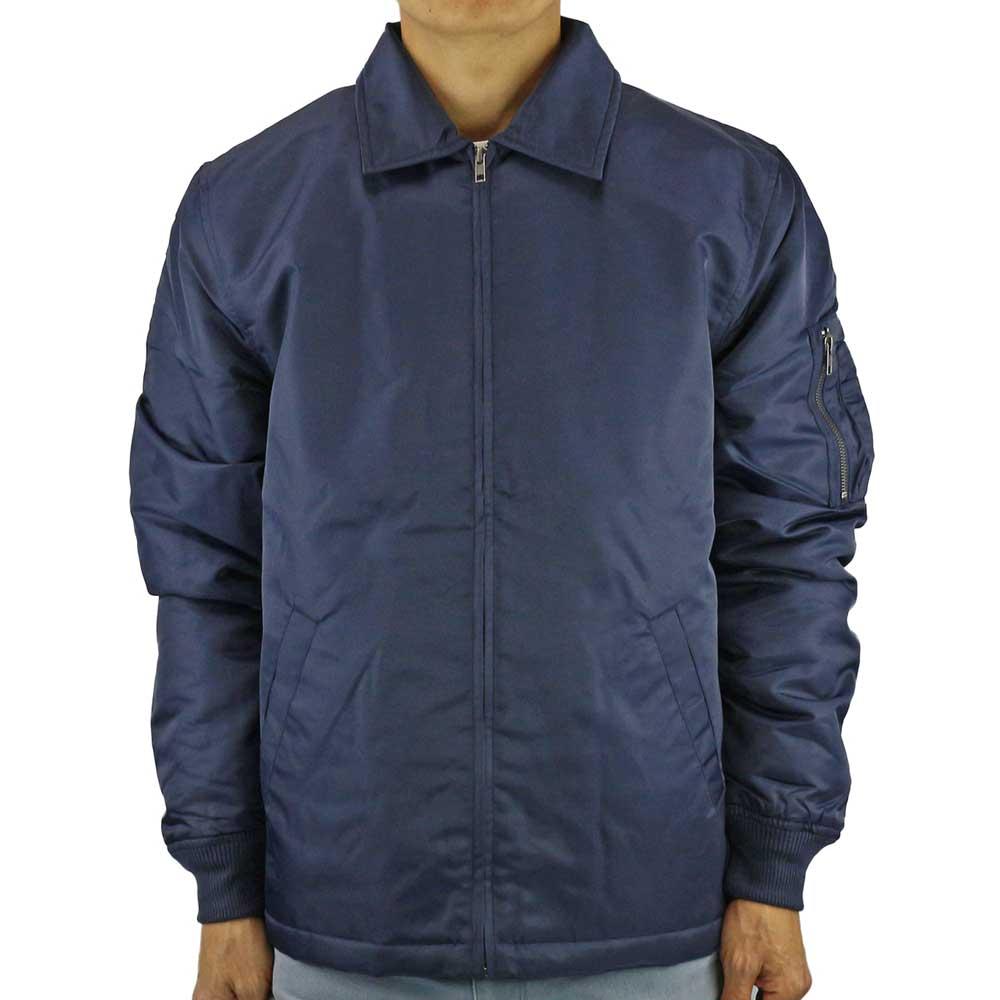 STUSSY ステューシー Flight Jacket Navy フライトジャケット ネイビー メンズ ストリート ファッション 17HO