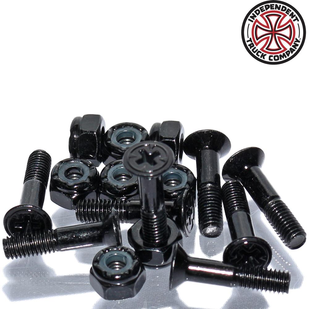 1 1//2 Black INDEPENDENT Genuine Parts Phillips Hardware 1.5