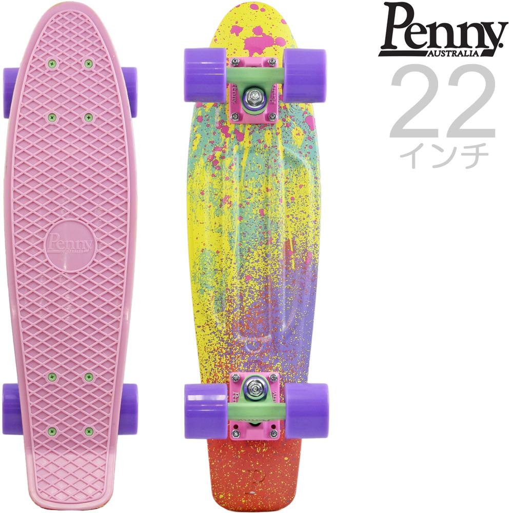 おすすめ Penny Skateboard ペニー スケートボード 本物 Color Wash Skateboard クルーザー 22インチ スケボー クルーザー おすすめ 初心者 本物 通販, 南郷村:5e157d5a --- business.personalco5.dominiotemporario.com