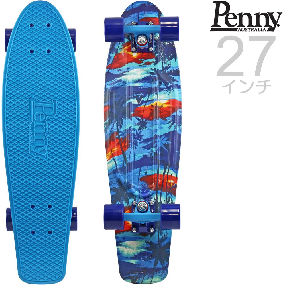 Penny Skateboard ペニー スケートボード Makana 27インチ スケボー クルーザー おすすめ 初心者 本物 通販 プレゼント