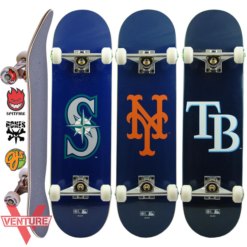スケボー コンプリート スケートボード セット ELEMENT エレメント PRO COMPLETE 初心者 上級者 おすすめ ベンチャー 足回り