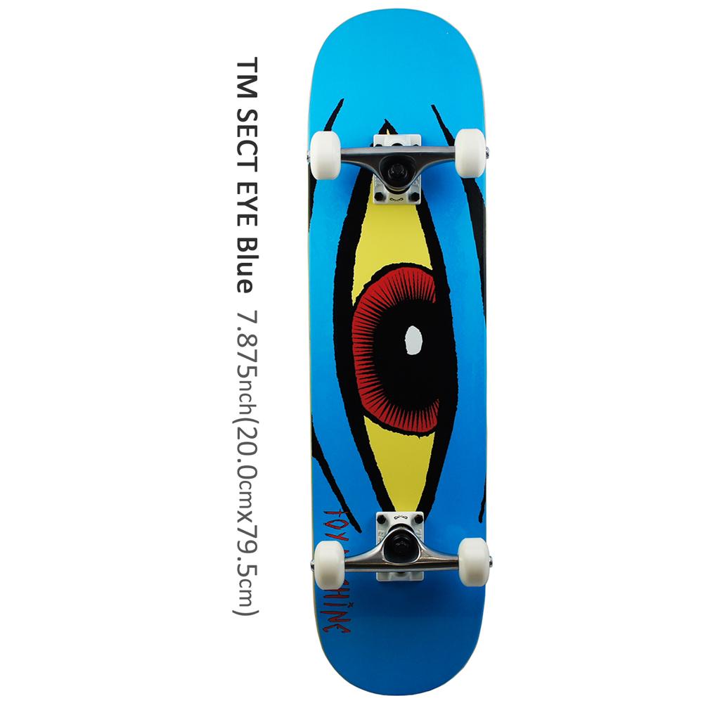 Toy Machine Sect Eye Tablett