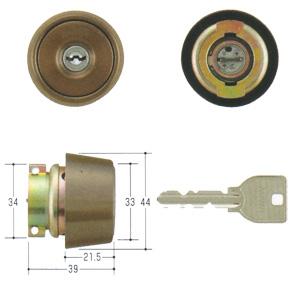 DV仕様向けMIWA(美和ロック) U9シリンダー LAタイプMCY-233 02P09Jul16