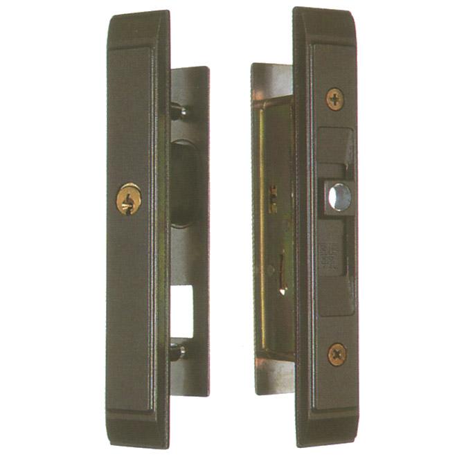 WEST製 アルミサッシ 引戸錠 召合せ KH-D 汎用タイプ  引き戸 KHD引戸 引違戸 02P09Jul16