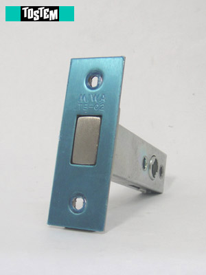 【5個で15%OFF】TOSTEM 錠ケース MIWA TE-02 バックセット64mm 品番:AZWZ754 主な使用ドア:ベルモント、ラゴンダ TE02 02P09Jul16