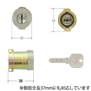MIWA(美和ロック) JNシリンダー PAタイプ 用塗装シルバーTMCY-494MIWA KABAPA・PG 02P09Jul16