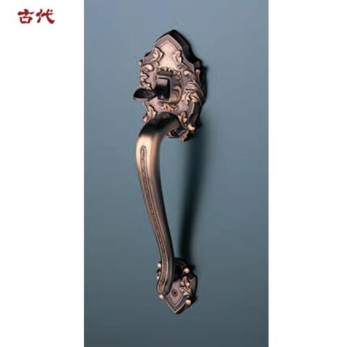 KODAI サムラッチハンドル装飾錠 ニュープレジデント 空錠 ドアノブ 長沢製作所 古代 02P09Jul16
