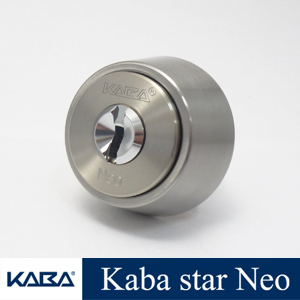 KabaStarNeoシリンダー MIWA LAタイプ 6137  カバスターネオ Kaba Star Neo 6137 美和ロック LA DA