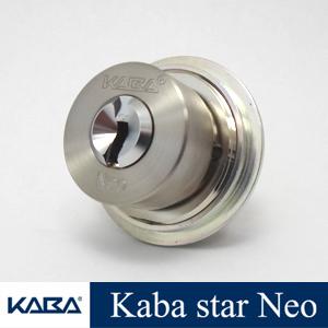 単品 KabaStarNeoシリンダー MIWA LIXタイプ 6150  カバスターネオ Kaba Star Neo 6150 美和ロック LIX TE0