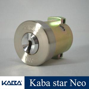 KabaStarNeoシリンダー 6137  カバスターネオ Kaba Star Neo 6137 美和ロック NR PA PG PGL